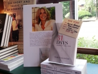 31 Days display at Watchung Booksellers