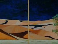 "Namibia Dunes, 20"" x 40"""