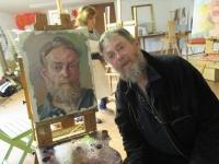 Award-winning Australian portraitist Drew Gates